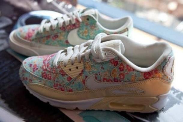 qwkofx-l-610x610-shoes-nike-air-max-flowers-nike-shoess