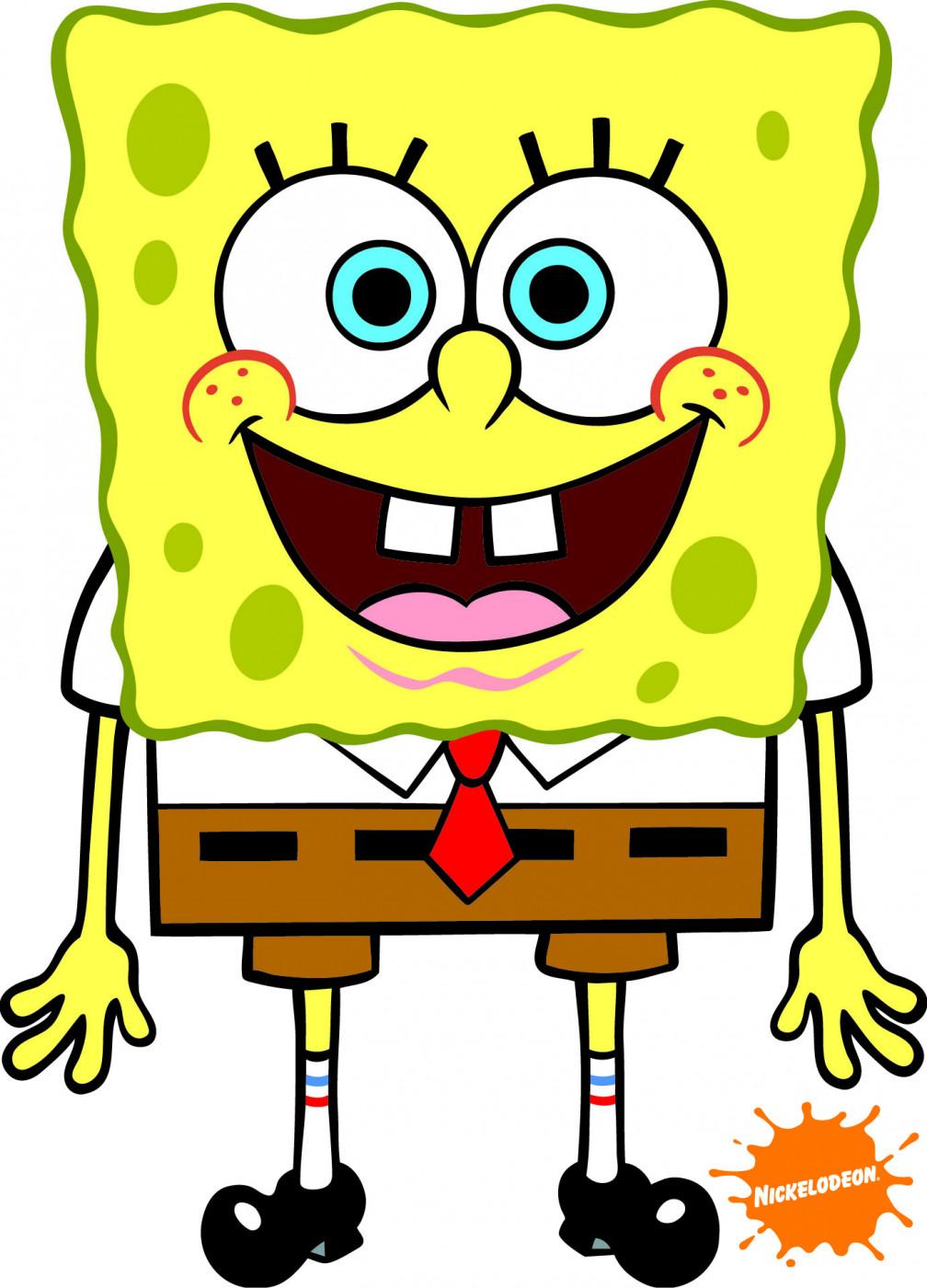 SpongeBob-with-logo