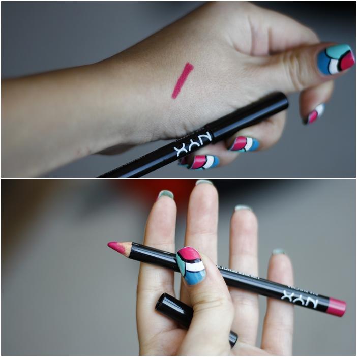 colaj creion