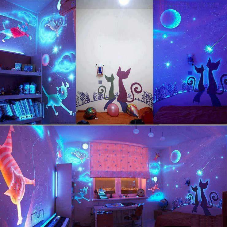planting-happiness-home-diy-2013-glow-in-the-dark-bed-room-wall-decoration