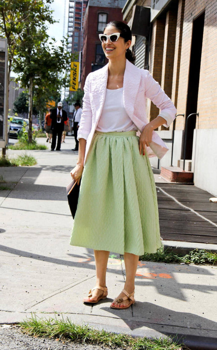 Fashion-Week-Street-Style-SS14-Vintage-Vault-9