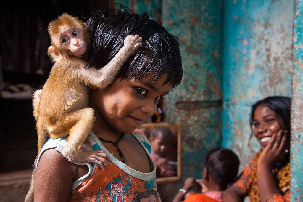 a-little-girl-and-her-friend-a-baby-monkey-taken-in-varanasi-uttar-pradesh-india