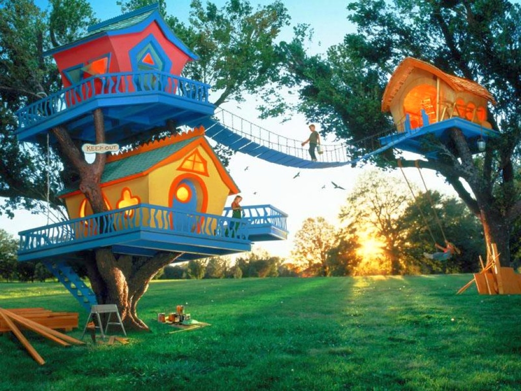 houses-tree-house-beautiful-picture-259493