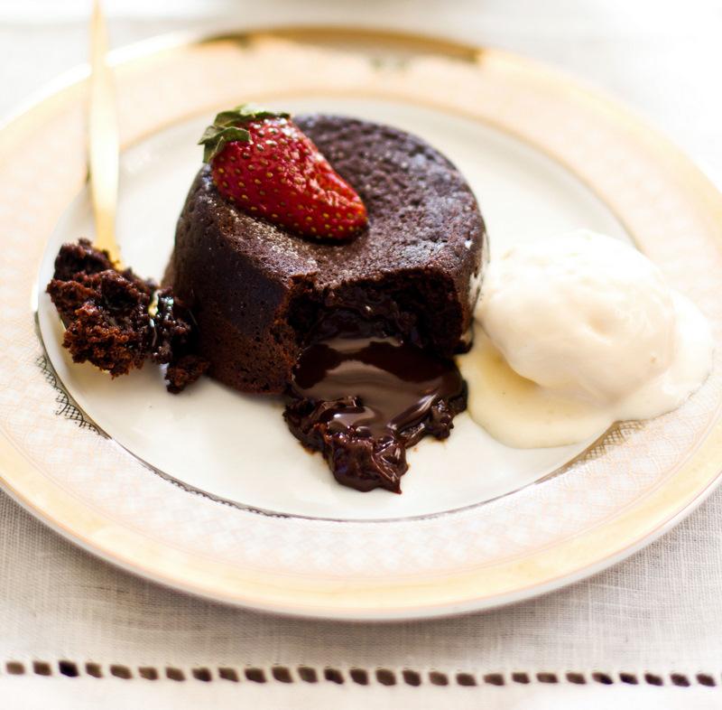 molten lava cake 2