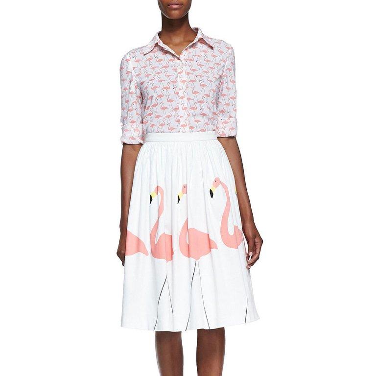 Flamingo-Print-Clothes-Accessories