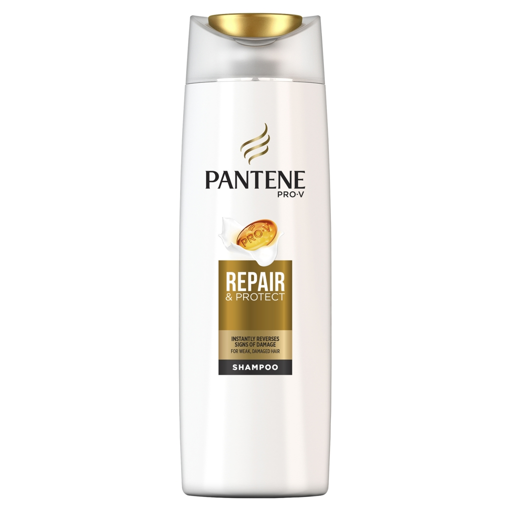 PANTENE_Shampoo_400ml_81585743_REPAIR&PROTECT_FRONT_WE
